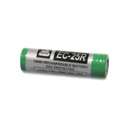 18650 - EC-25R - Enercig