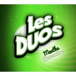 Menthe/Concombre - Les Duos...
