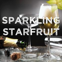 Sparkling Starfruit...