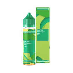 Pear Fizz 50/60ml - Supergood.