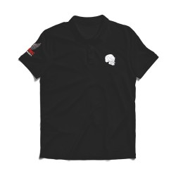 Embriodered Polo Shirt -...