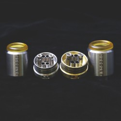 2Post RDA 28mm - Kennedy Vapor