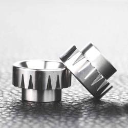 Spiked Metal 528 Driptip -...