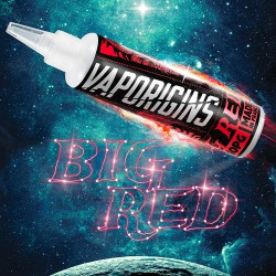 Big Red 80/100ml - Vaporigins