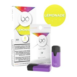 Lemonade Caps - BO Vaping