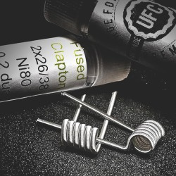 Fused Clapton Coils - Urge...