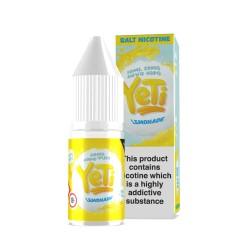 Lemonade Nic Salt 10ml - Yeti