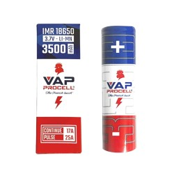 Power 18650 - VAP Procell