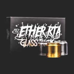 Ether RTA 24mm Glass Pack -...